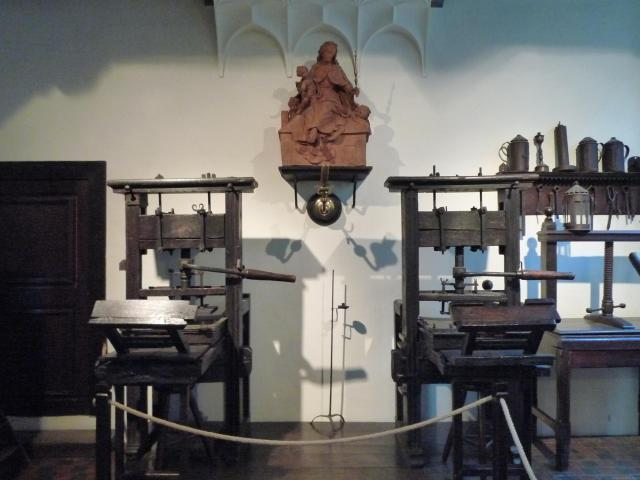 Absolutely Awesome Things To Do In Antwerp - Printing presses at the Plantin Moretus Museum