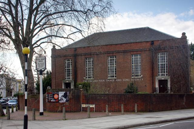 7 Cool Bucket List UK Destinations For Music Lovers - Cecil Sharp House, London