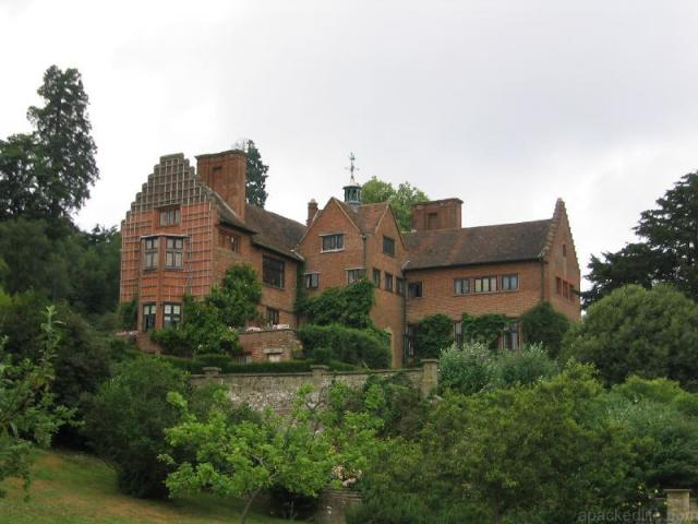 Britain's Most Scary Haunted And Haunting Places - Chartwell House