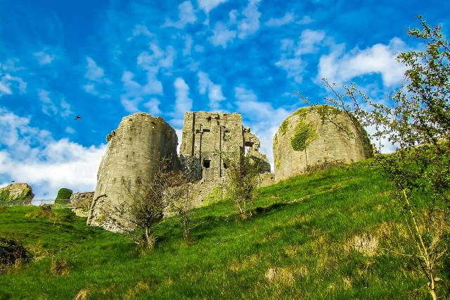 Britain's Most Scary Haunted And Haunting Places - Corfe Castle