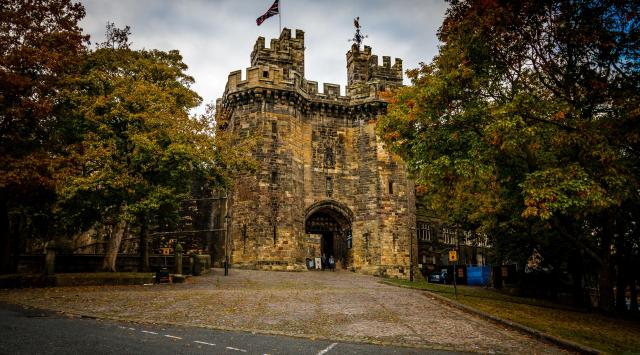 Britain's Most Scary Haunted And Haunting Places - Lancaster Castle