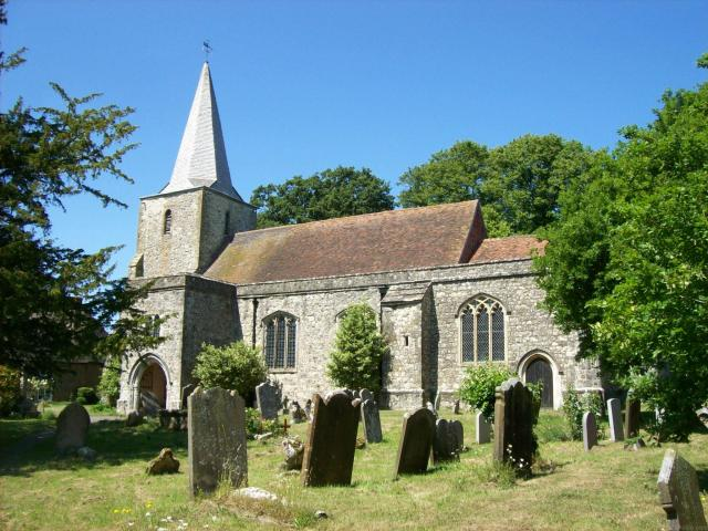 Britain's Most Scary Haunted And Haunting Places - St Nicholas Church, Pluckley