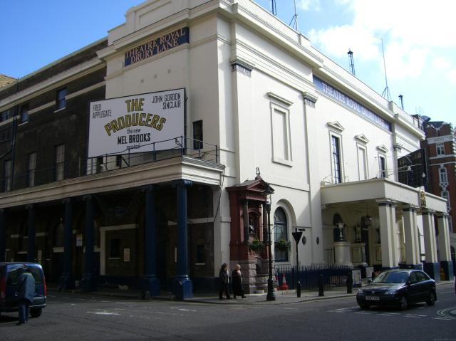 Britain's Most Scary Haunted And Haunting Places - Theatre Royal, Drury Lane