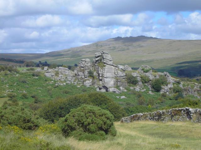 Britain's Most Scary Haunted And Haunting Places - Vixen Tor, Dartmoor
