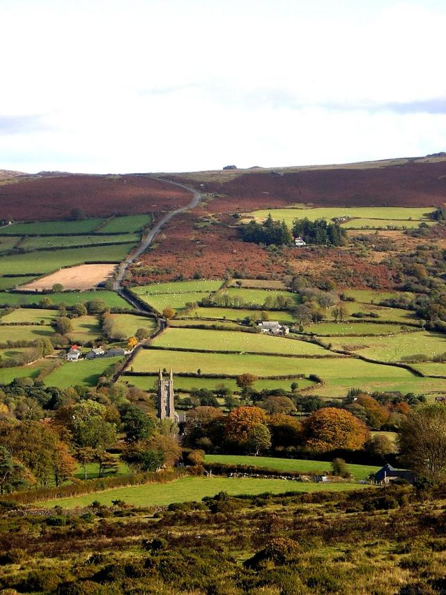 Britain's Most Scary Haunted And Haunting Places - Widecombe In The Moor