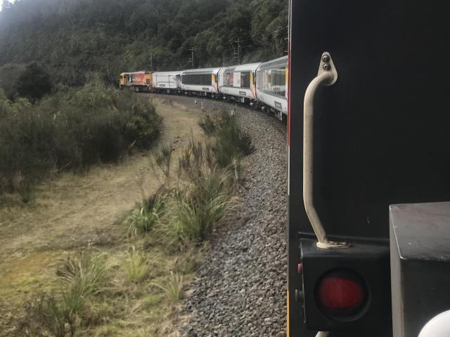 Great Rail Journeys Of the World Waiting To Be Discovered - Northern Explorer, New Zealand
