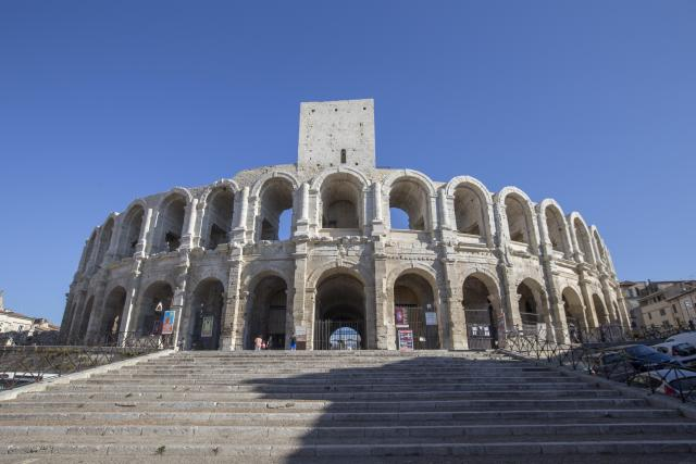 13 Wonderful Adventures In The Wild Camargue - Roman Amphitheatre at Arles