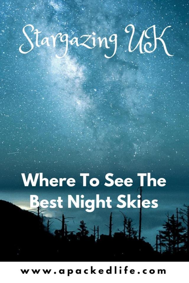 Stargazing UK - Where To See The Best Night Skies