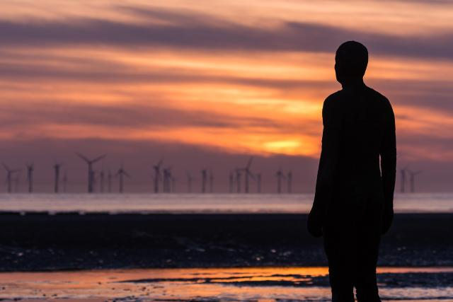 Undiscovered Places In England: Crosby Beach, Antony Gormley, Another Place