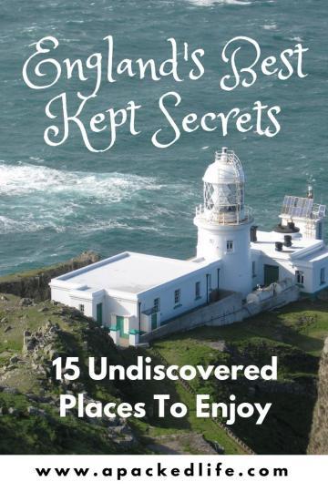 England's Best Kept Secrets_ 15 Undiscovered Places To Enjoy
