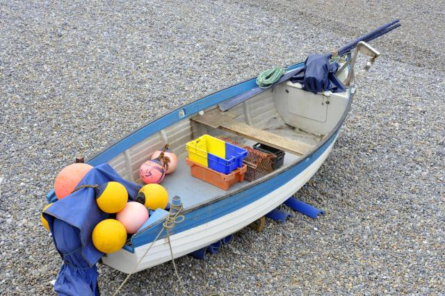 Great Eats of Britain: 61 Traditional British Foods To Try On Your Travels - Sheringham Crab Boat