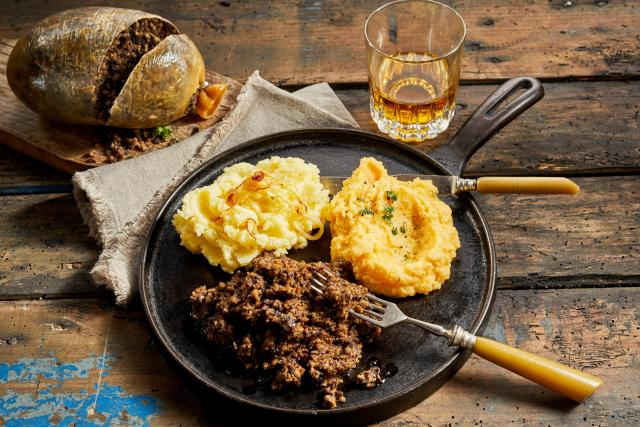 Great Eats Of Britain: 61 Traditional British Foods To Try On Your Travels - Haggis, Neeps and Tatties