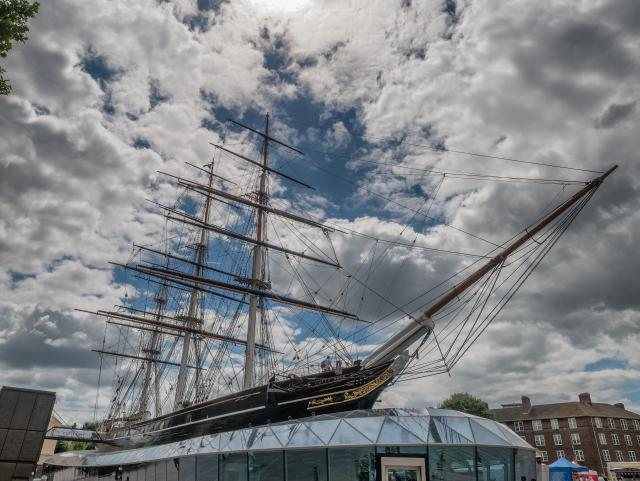 Top 10 UK City Breaks: Cutty Sark at Greenwich, London