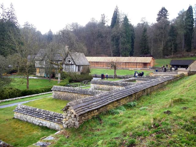 Visiting The 21 Prettiest Towns And Villages In The Cotswolds - Chedworth Roman Villa