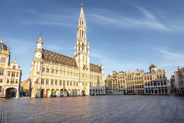 Day Trips From Brussels - Grand Place, Brussels, Belgium