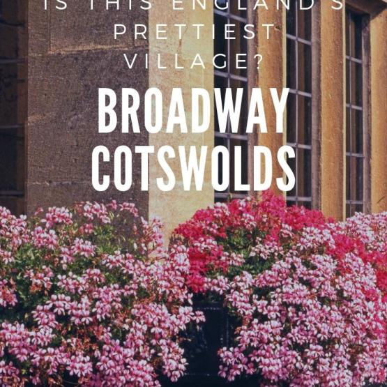 Broadway, Cotswolds - England's Prettiest Village?