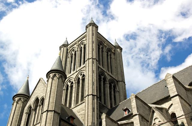 St Nicolas Church, Ghent, Belgium