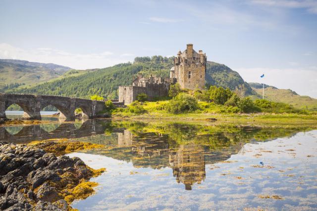Scottish Highlands Itinerary - Eilean Donan Castle