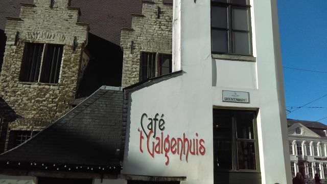 Galganhuisje, Ghent, Belgium