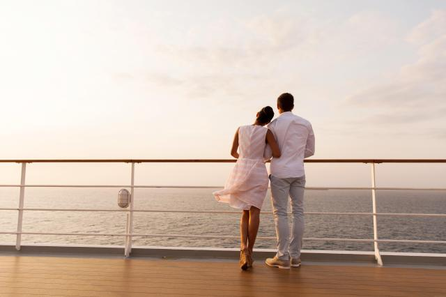 Insider Cruise Tips For First Timers - couple on deck