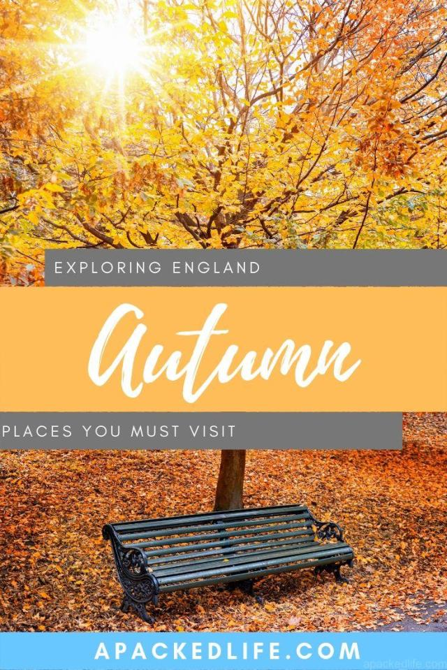 Autumn In England