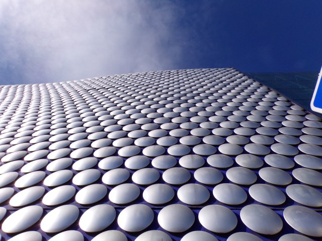 Selfridges in the Bullring, Birmingham UK