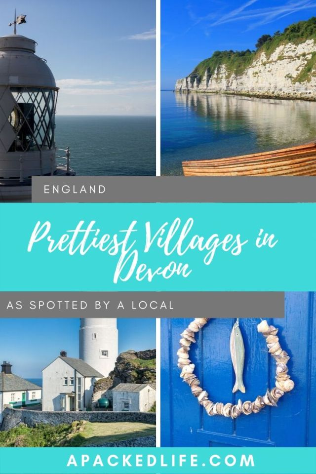 Prettiest Villages in Devon, England
