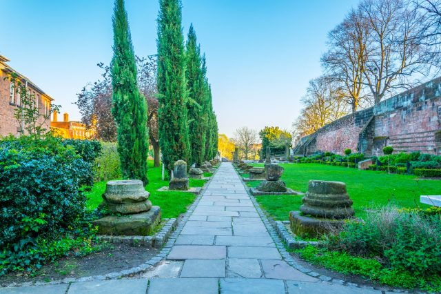 Best Things To Do In Chester - Roman Ruins