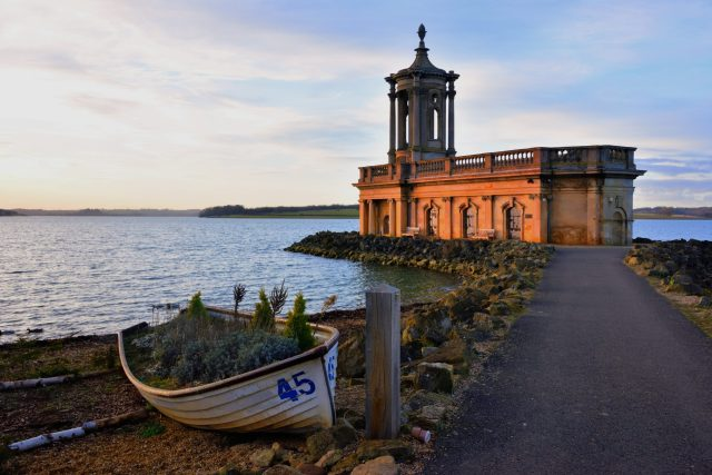 Secret England Hidden Gems - Rutland Water