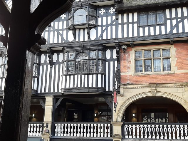 Best Things To Do In Chester - The Rows