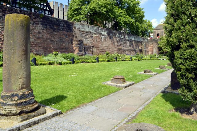 Best Things To Do In Chester - Roman remains and city walls