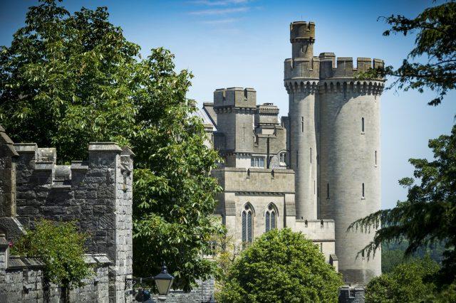 Castles Near London: Arundel Castle, Sussex