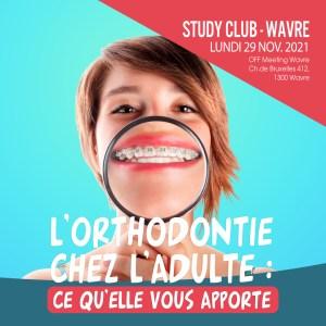 Study club orthodontiste APAD