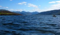 Up Loch Broom