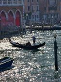 Venetian silhouette