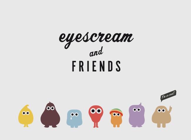 Llegaron los helados con ojos, los eyescream (3/6)