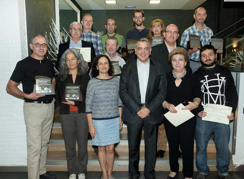 premiats per SEAE a Vitoria