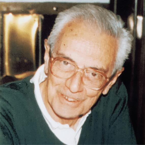 Augusto Mantas, sócio honorário da APAH