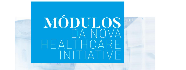 Módulos da Nova Healthcare Initiativa