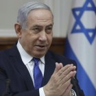 PM Israel Benjamin Netanyahu Foto-Abir Sultan/Pool photo via AP