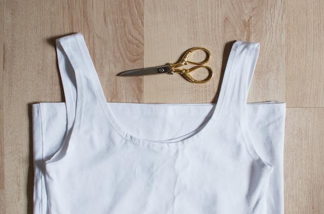 DIY Balenciaga Inspired Crop Top A Pair and A Spare 211