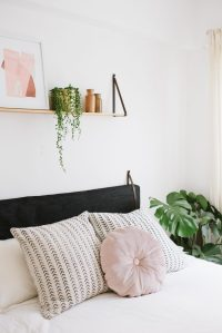 Diy Pillow Headboard - Home Design