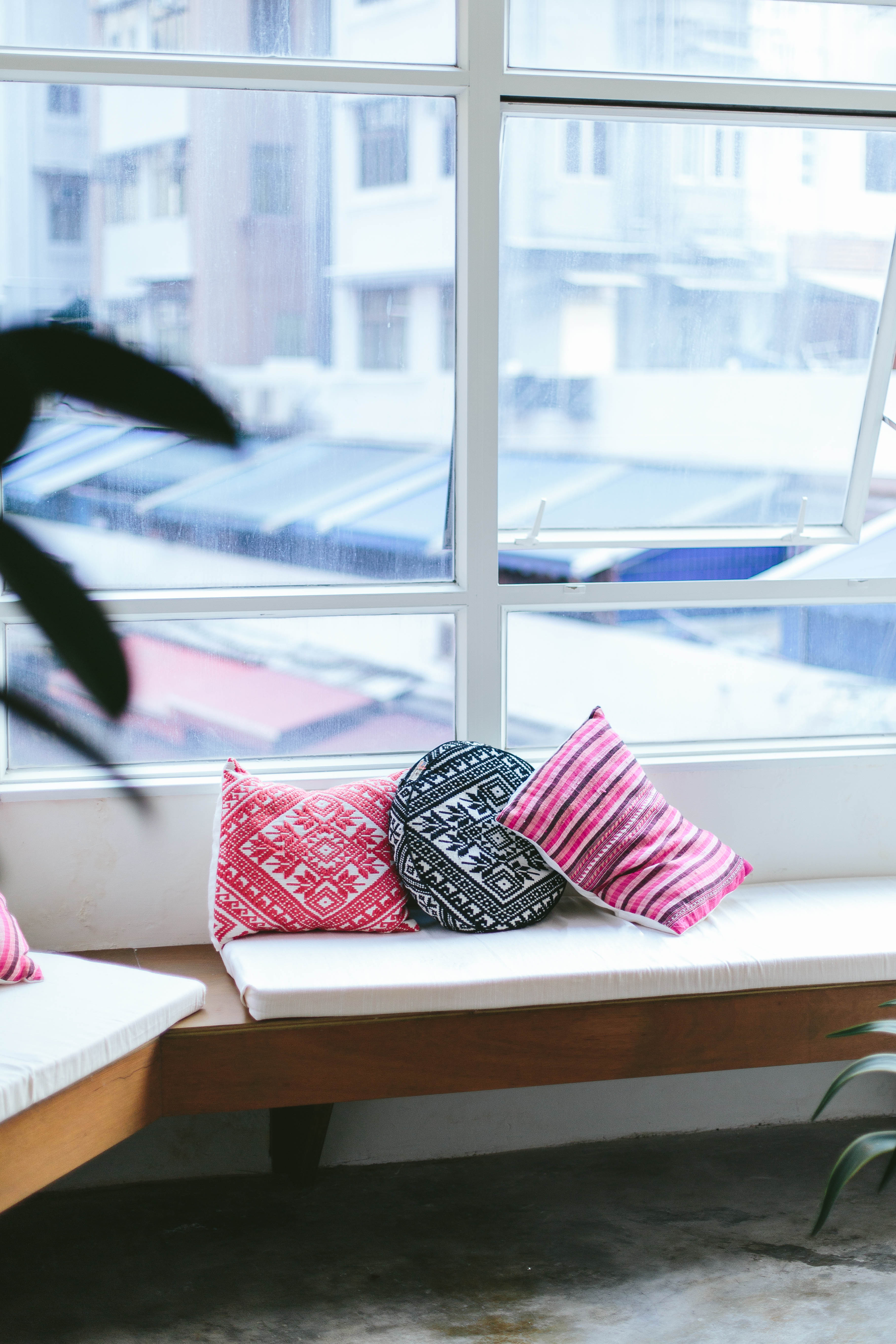 diy chair cushion no sew best affordable office chairs bench seat cushions a pair and spare howldb