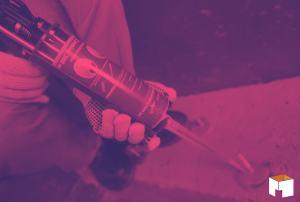 Faça aplicações com o Chumbador Bicomponente AQI 380 PRO da Âncora!