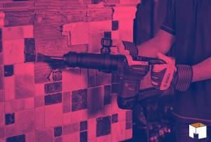 Você já conheceu o Martelo Demolidor GSH 5 da BOSCH?