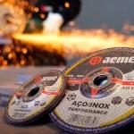 Discos Abrasivos da AEME: as melhores soluções para os profissionais!