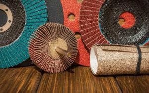 Ferramentas abrasivas que não podem faltar nas atividades