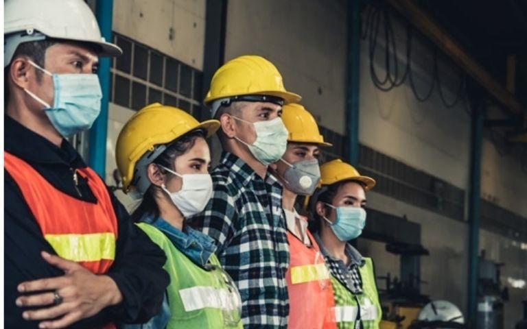 EPI: descubra qual máscara facial é a ideal para o seu trabalho!