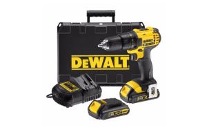 Conheça a parafusadeira e furadeira DCD780C2 da Dewalt!