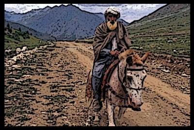 Sang Gubernur Datang dengan Menunggang Keledai